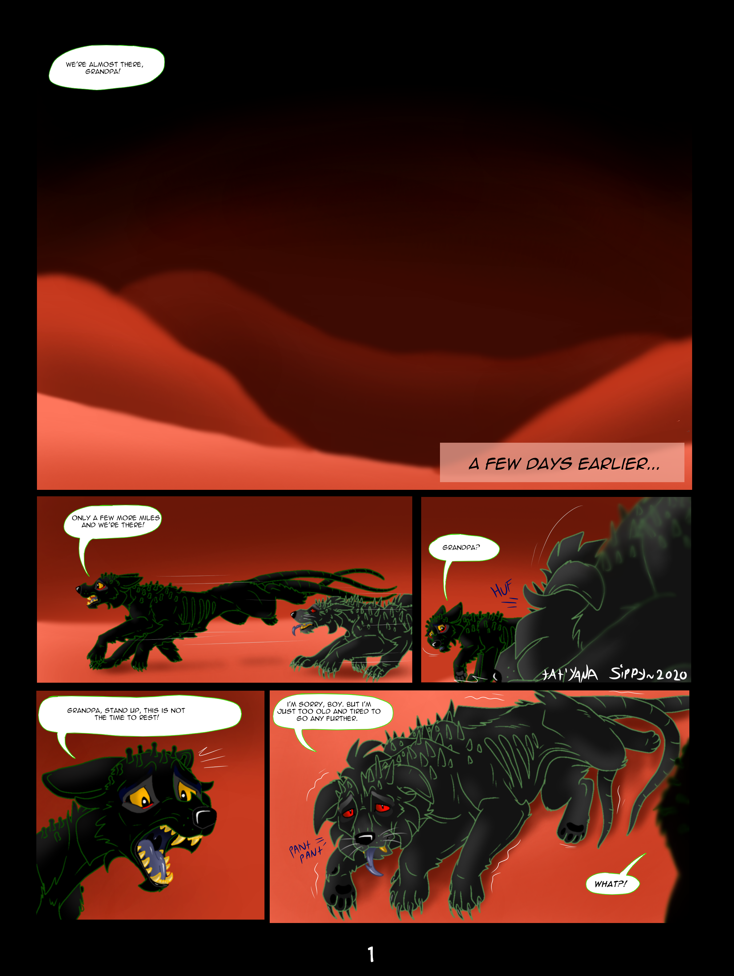 Virus Attack-prologue-page 1